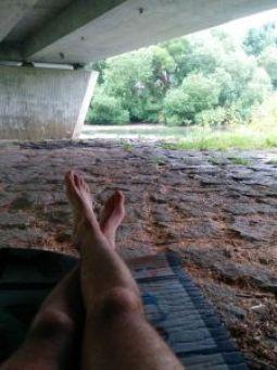 bridgecamping