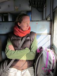 Travelling on Indian Railways