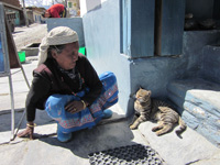 Marpha, Nepal