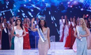 Miss World, Manushi Chhillar