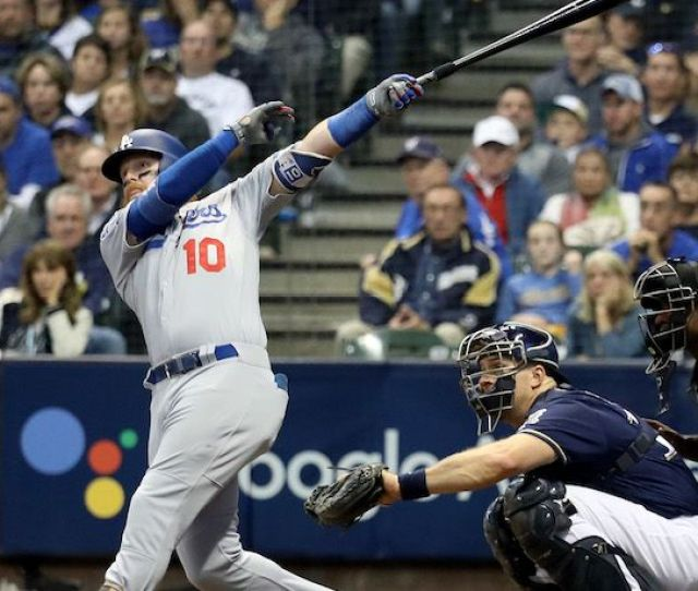 Watch Los Angeles Dodgers Vs Milwaukee Brewers Nlcs Game  Live Stream Start Time Preview Watch Online Big World News