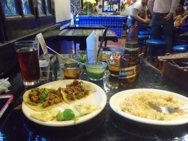 mexico city food
