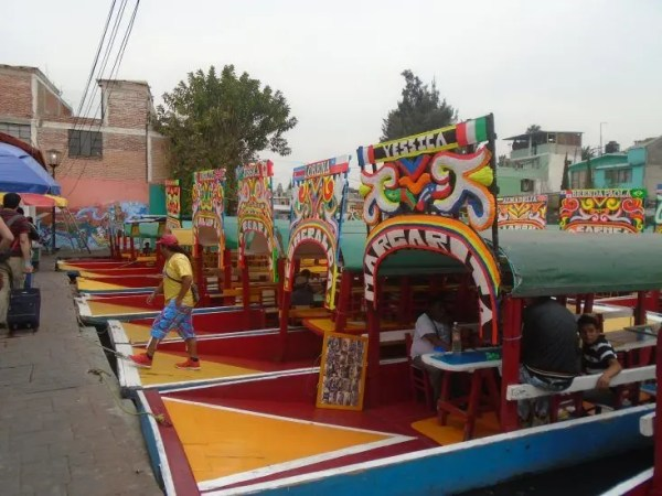 xochimilco floating gardens
