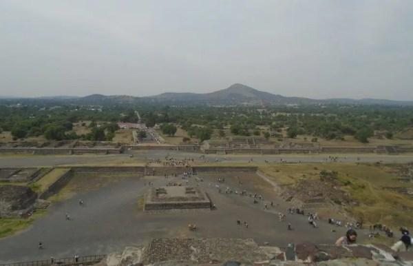 teotihuacan pyramids of the sun