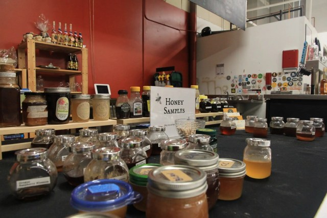 honey for mead