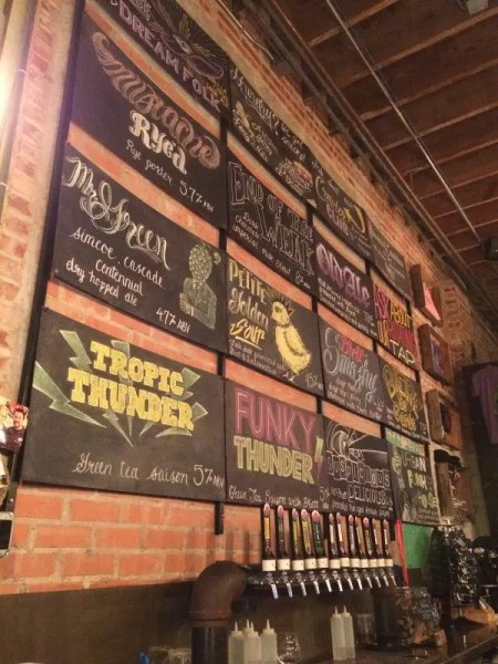 craft beer fort worth