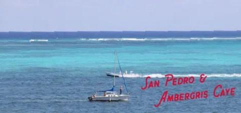 ambergris caye travel blog