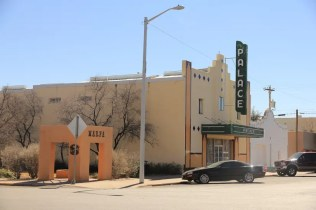 marfa town square