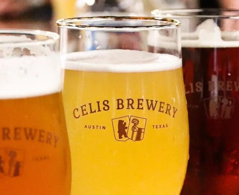 celis brewery beers