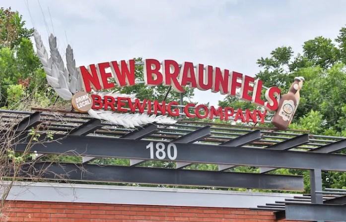 new braunfels craft beer