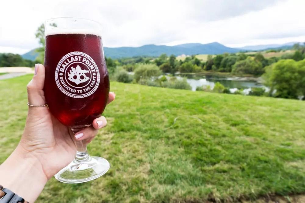 ballast point brewery virginia