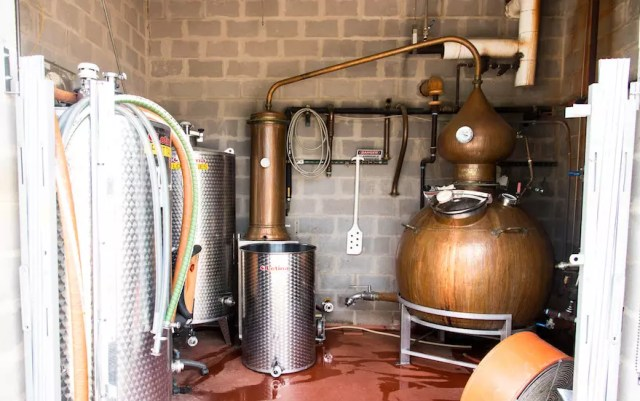real spirits distilling