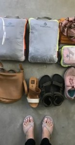 packing tips travel gear