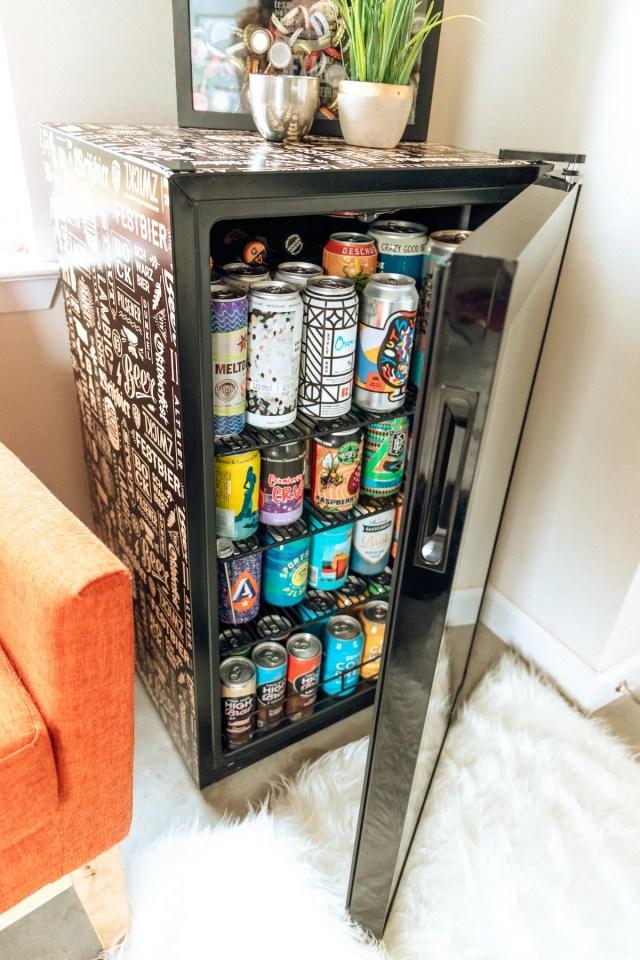 beer fridge review