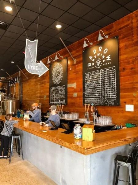 central texas breweries