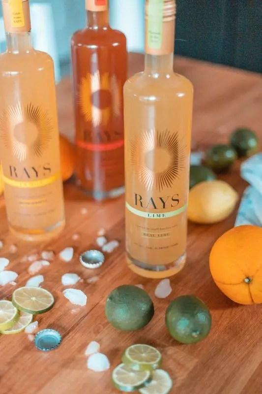 rays spirits