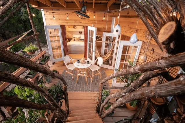 the nest texas airbnb