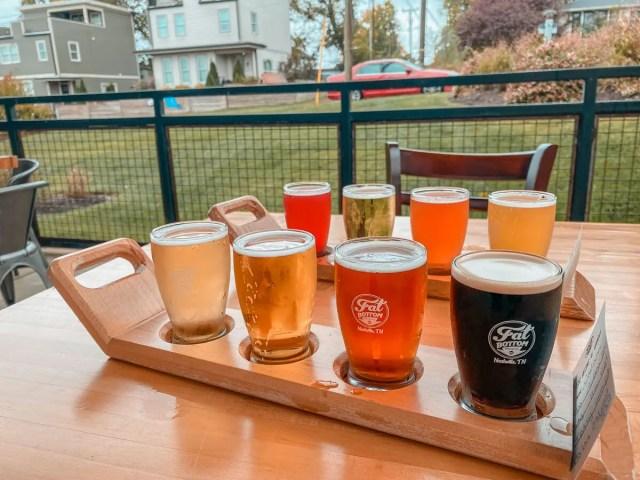Best breweries in Nashville