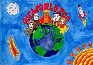 Big World Zoo Logo