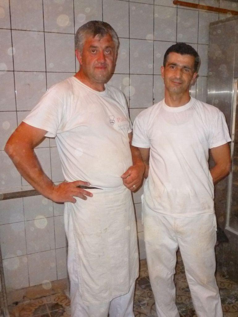Наши чудесные пекари. Фото: Елена Арсениевич, CC BY-SA 3.0