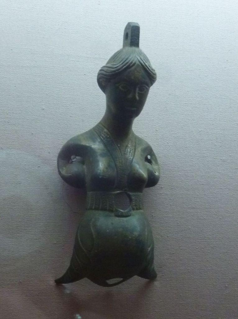 Античная статуэтка. Фото: Елена Арсениевич, CC BY-SA 3.0