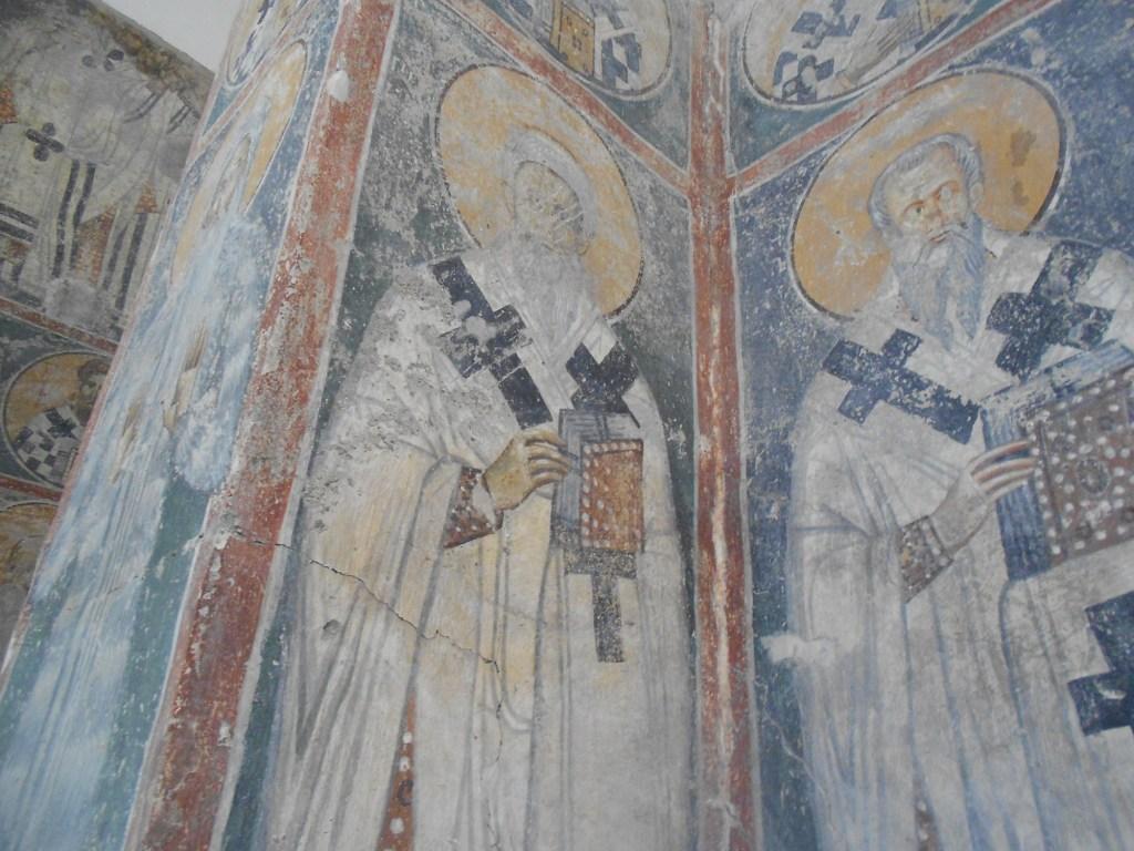 Фрески в церкви. Фото: Елена Арсениевич, CC BY-SA 3.0