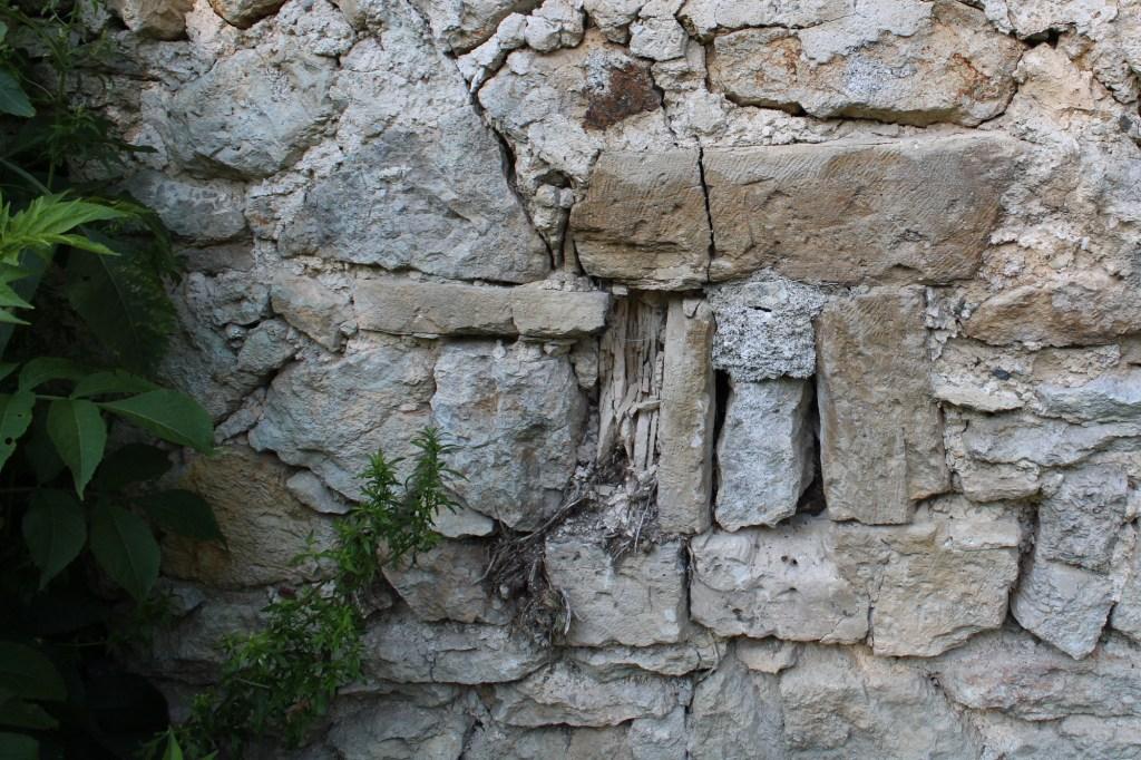Старая кладка. Фото: Елена Арсениевич, CC BY-SA 3.0