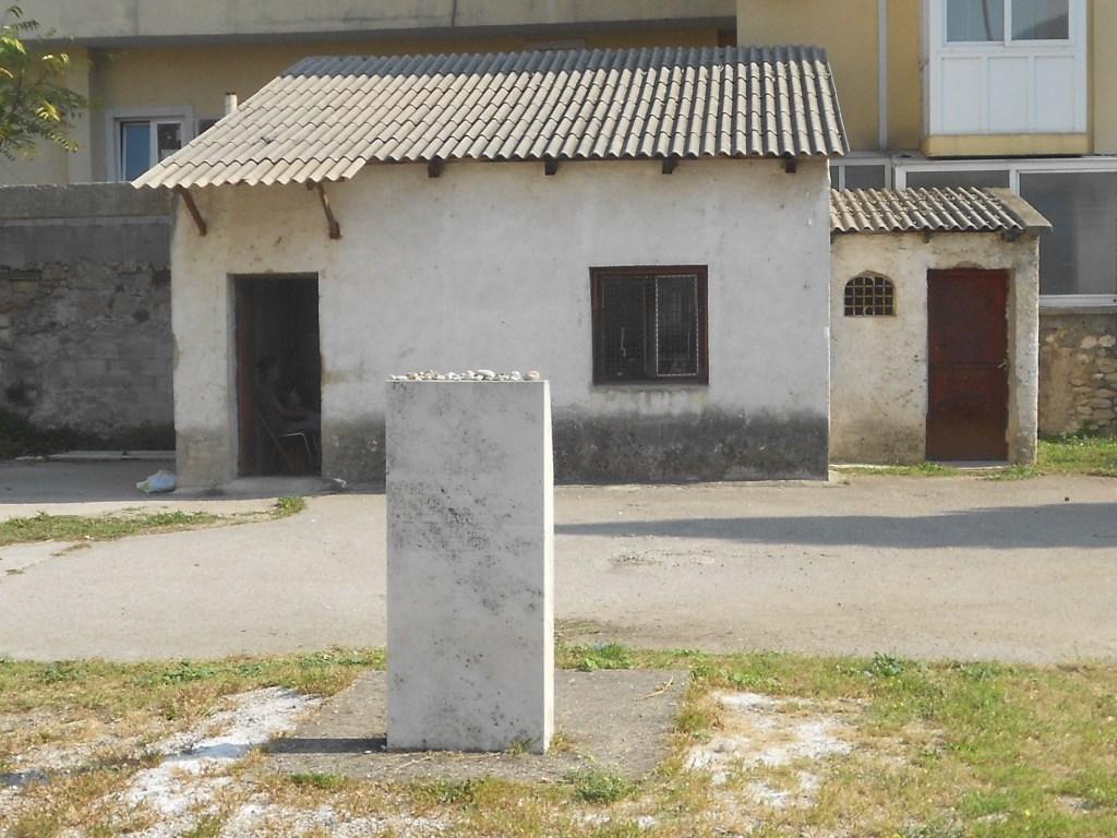 Место для новой синагоги