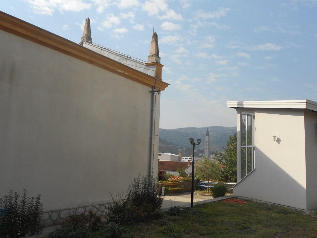 Дворик мостарской синагоги