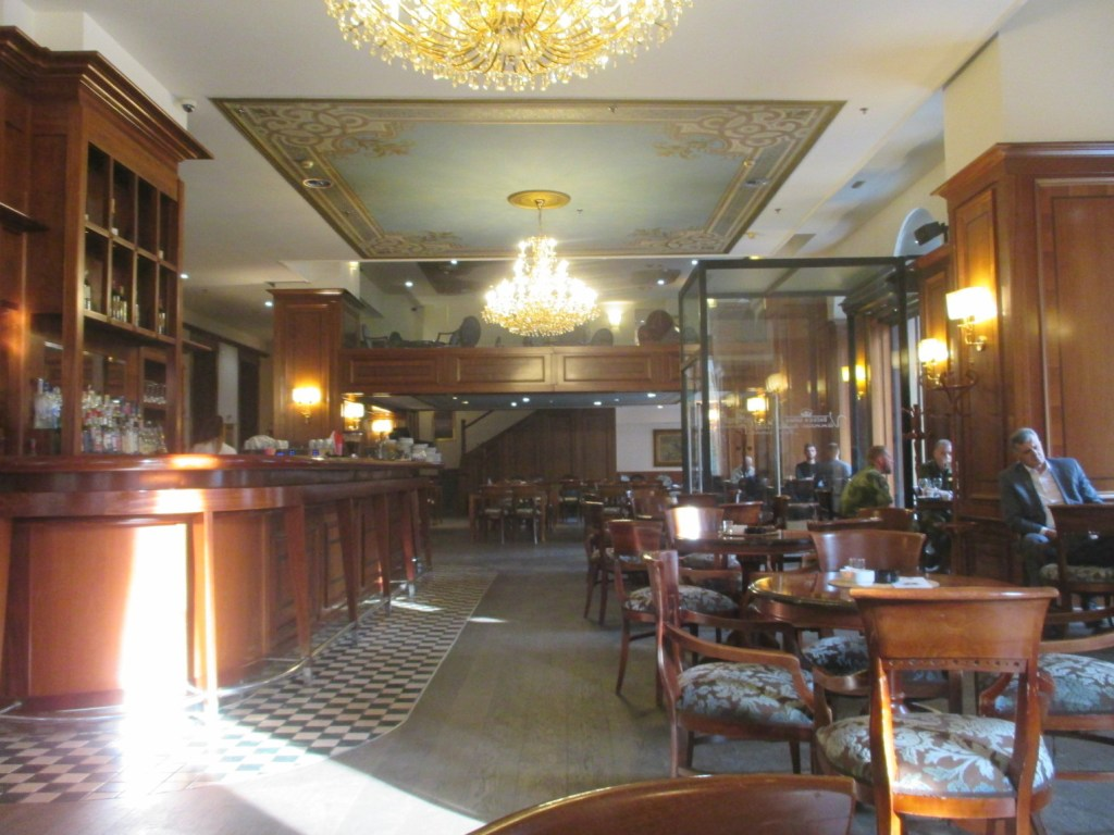 Венское кафе в Сараево. Фото: Елена Арсениевич, CC BY-SA 3.0