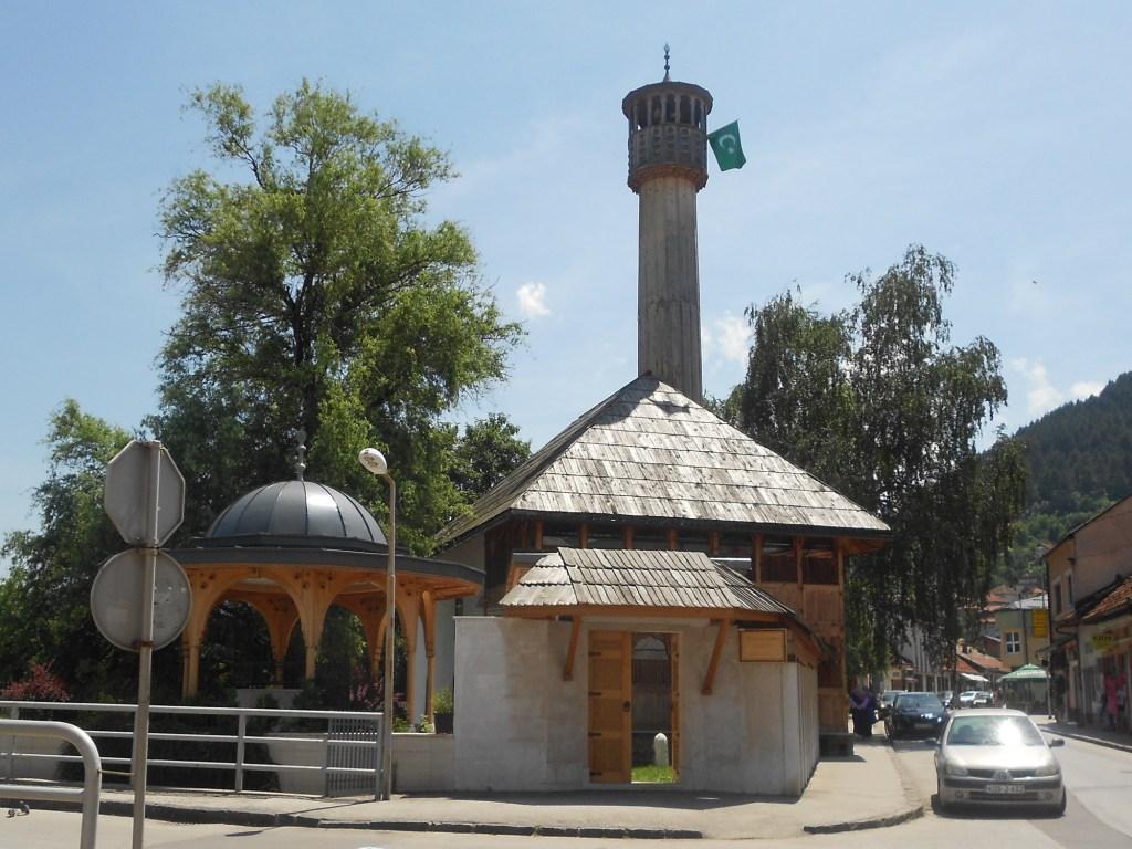 Мечеть Табачица. Фото: Елена Арсениевич, CC BY-SA 3.0