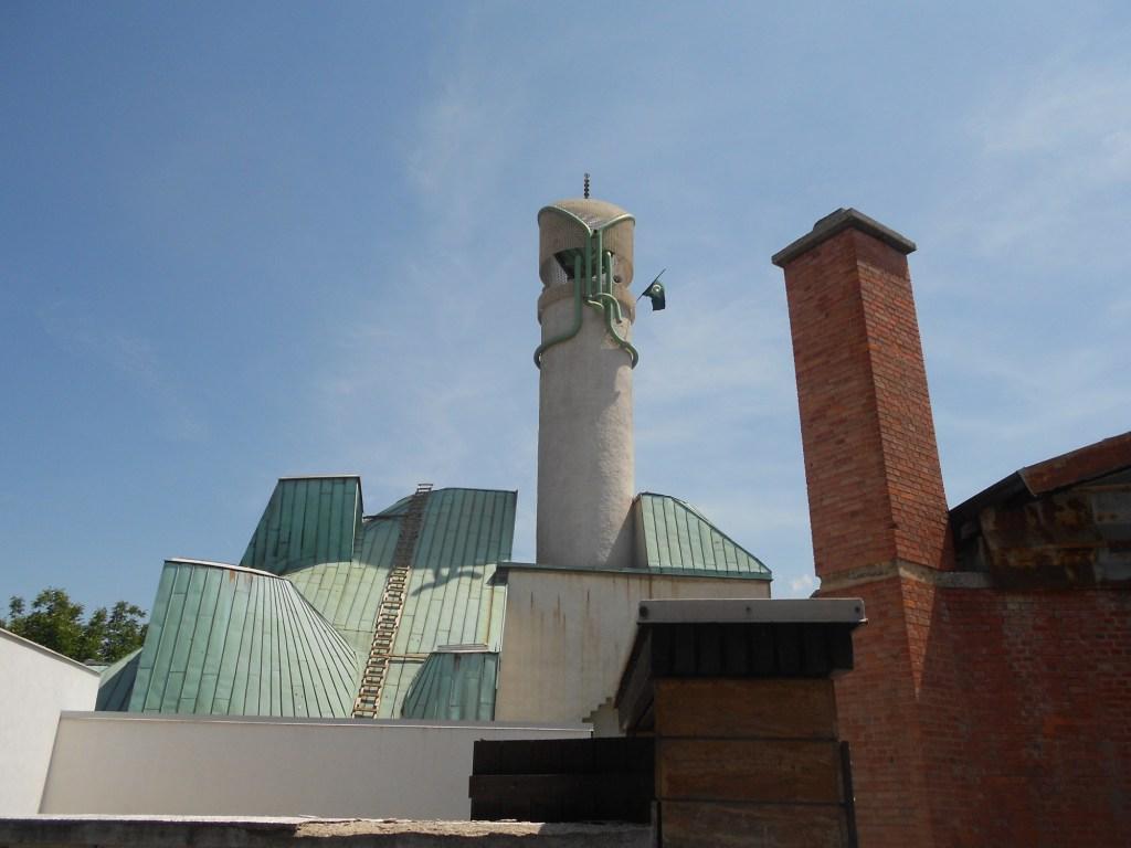 Мечеть в Високо. Фото: Елена Арсениевич, CC BY-SA 3.0