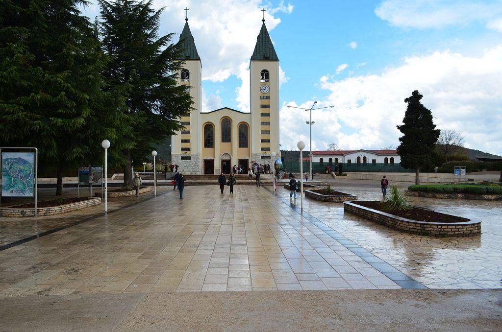 Меджугорье. Церковь. св. Якова. Фото: M.yildirim2006, CC-BY-SA-3.0