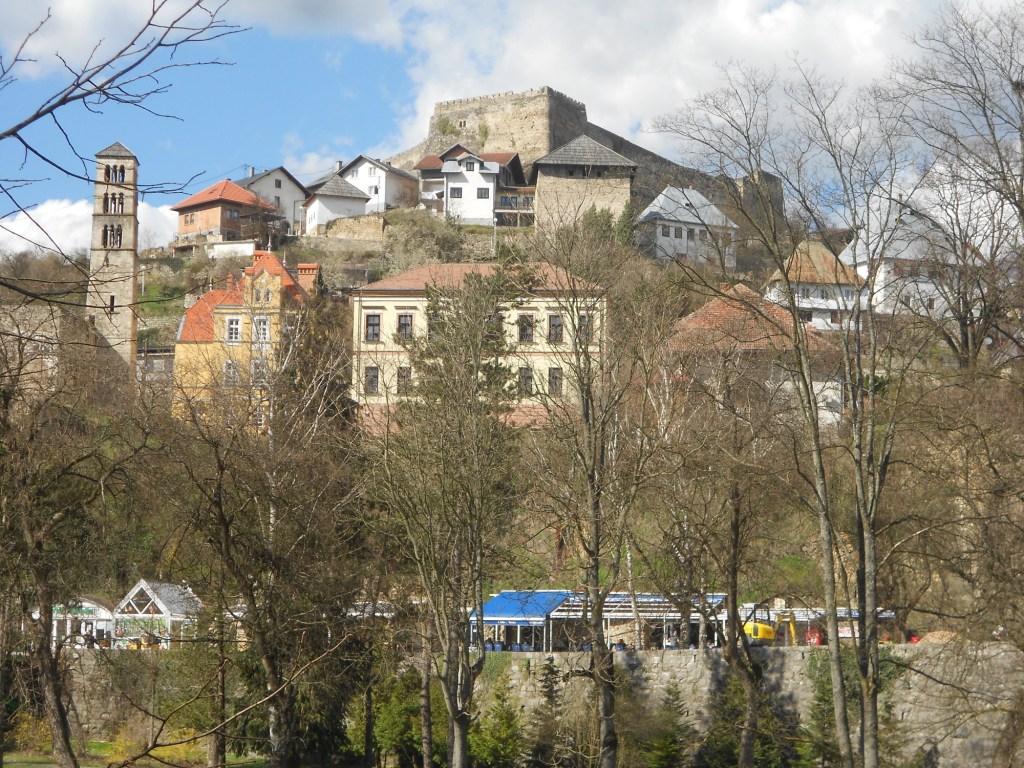 Крепость Яйце. Фото: Елена Арсениевич, CC BY-SA 3.0