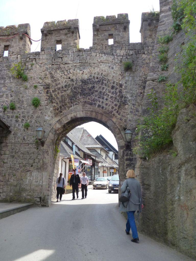 Банялучские ворота, вид снаружи. Фото: Елена Арсениевич, CC BY-SA 3.0