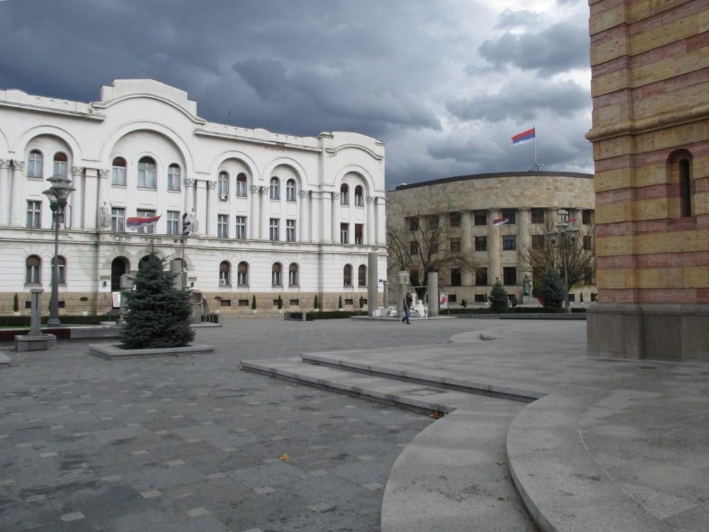 Банский двор. Фото: Елена Арсениевич, CC BY-SA 3.0
