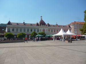 Здание «Барокко» на площади Свободы. Фото: Елена Арсениевич, CC BY-SA 3.0