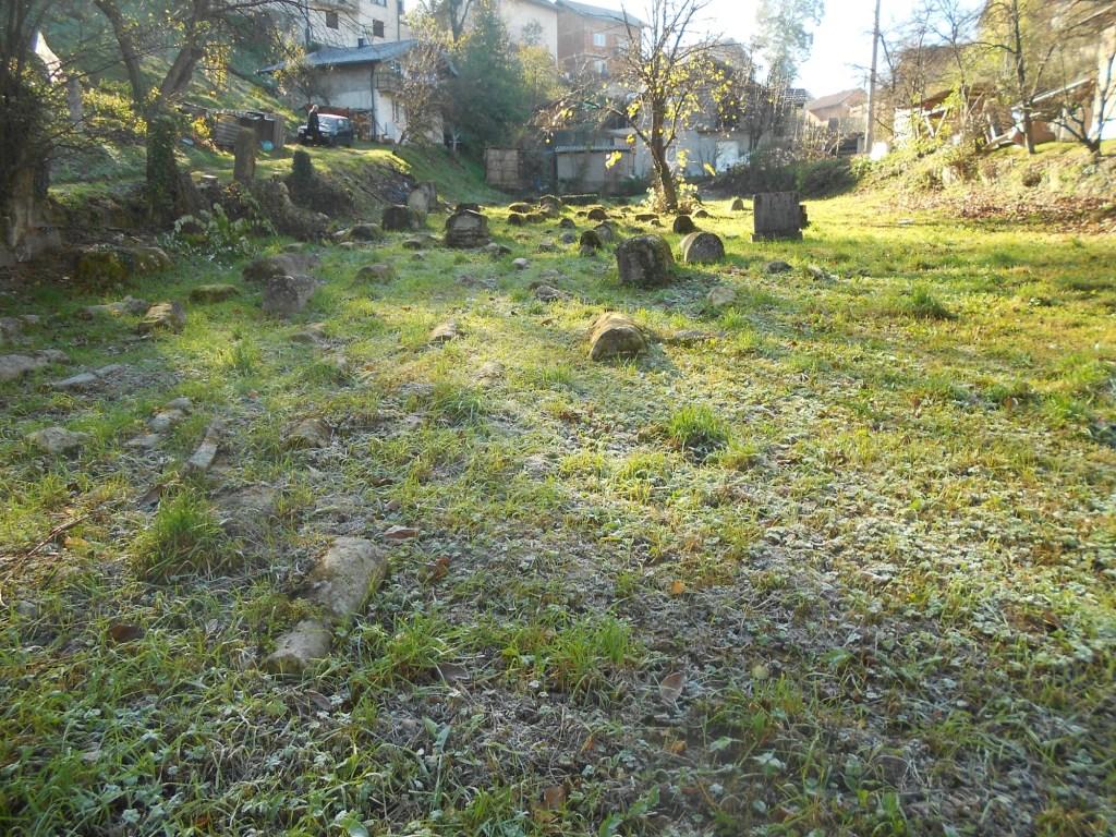 Еврейское кладбище в Бихаче