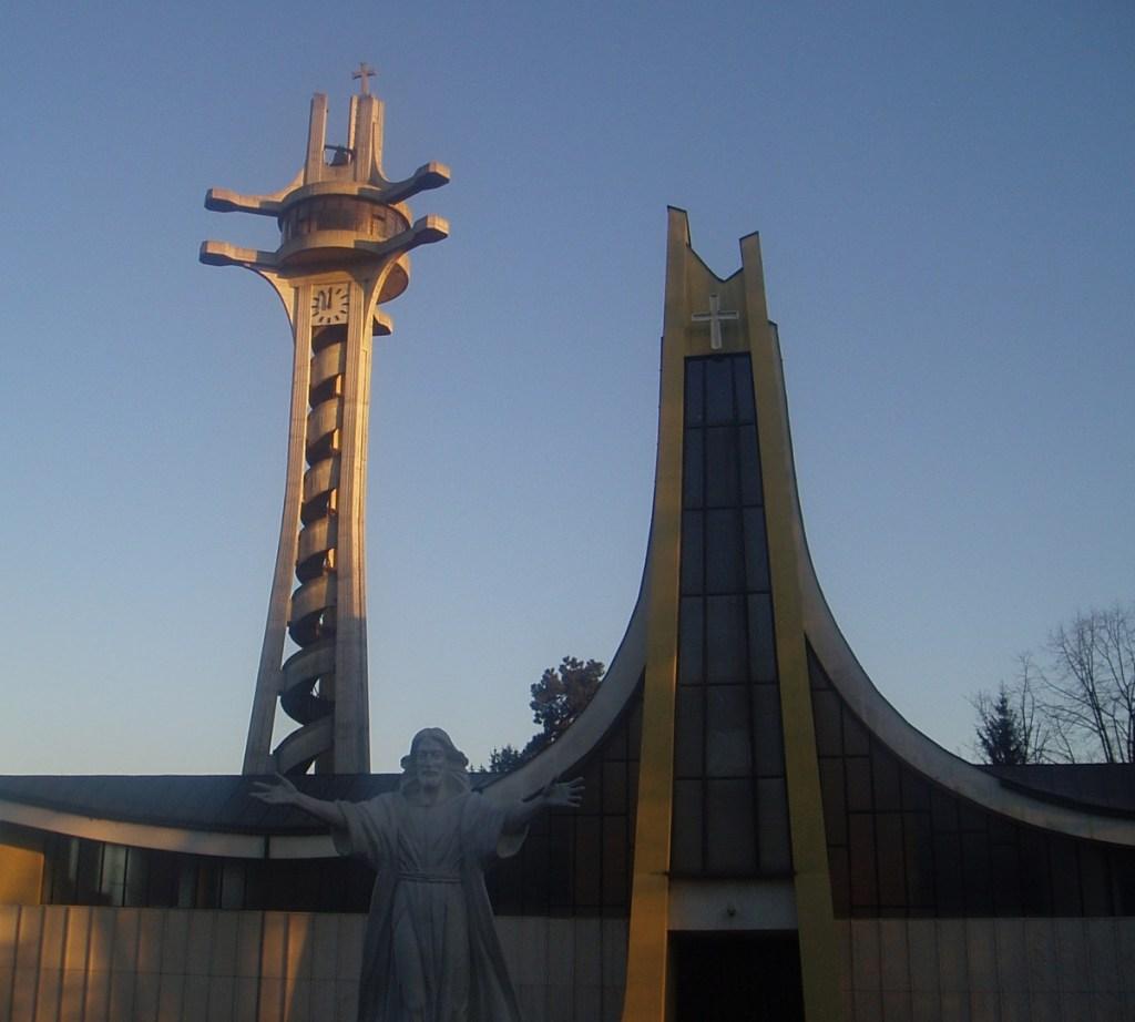 Кафедральный собор Св. Бонавентуры. Фото: Елена Арсениевич, CC BY-SA 3.0