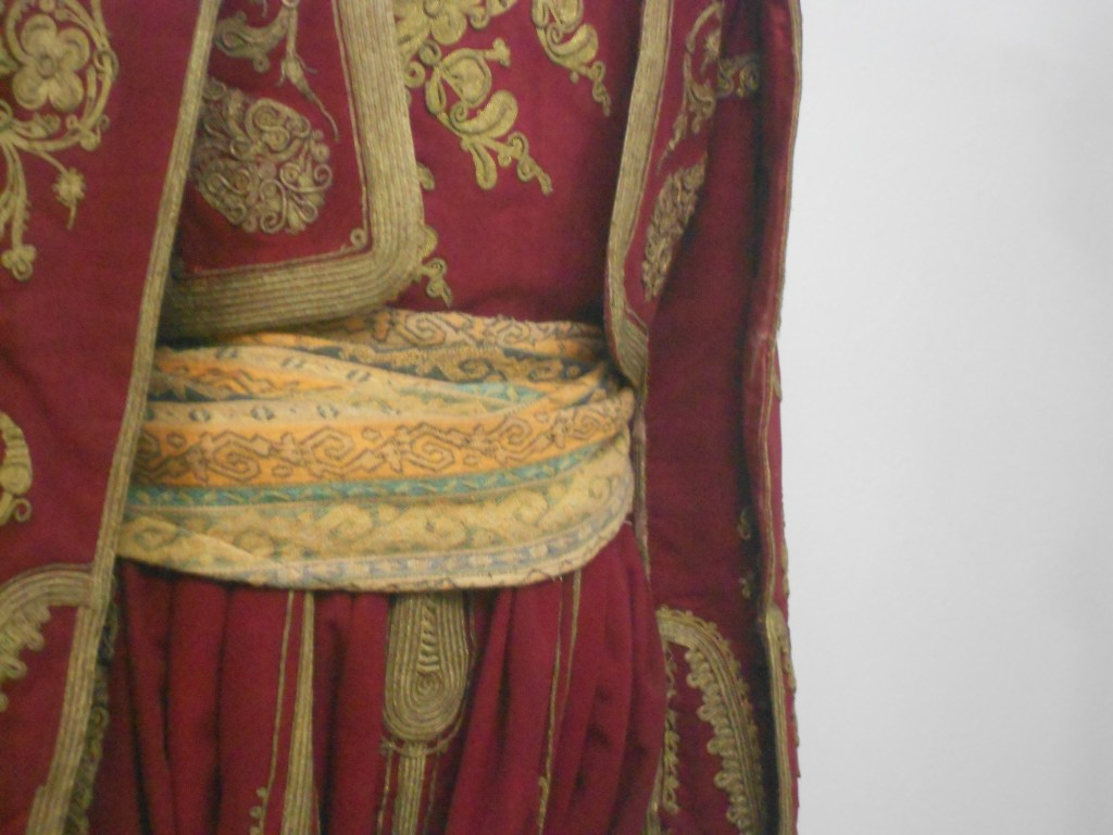 Богатый пояс. Музей Бруса Безистан. Фото: Елена Арсениевич, CC BY-SA 3.0