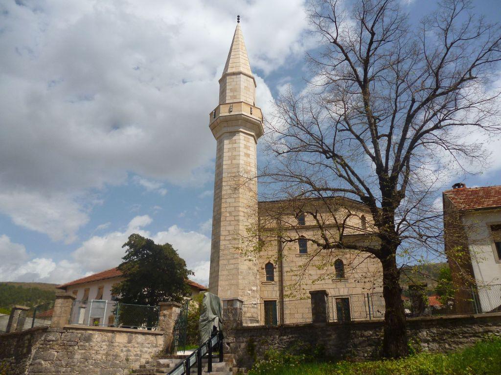 Мечеть в Билече. Фото: Елена Арсениевич, CC BY-SA 3.0