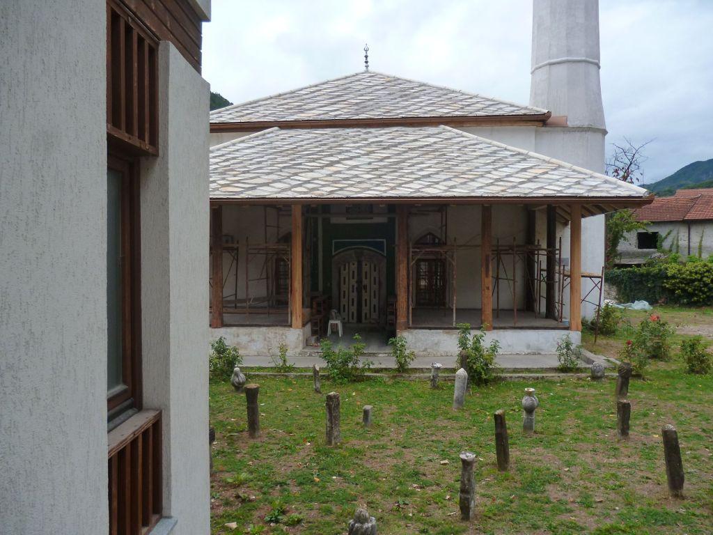 Двор Чаршийской мечети. Фото: Елена Арсениевич, CC BY-SA 3.0