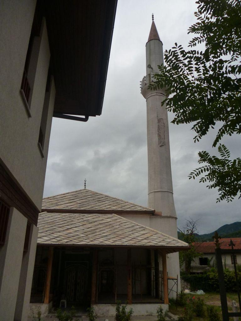 Чаршийская мечеть в Конице. Фото: Елена Арсениевич, CC BY-SA 3.0