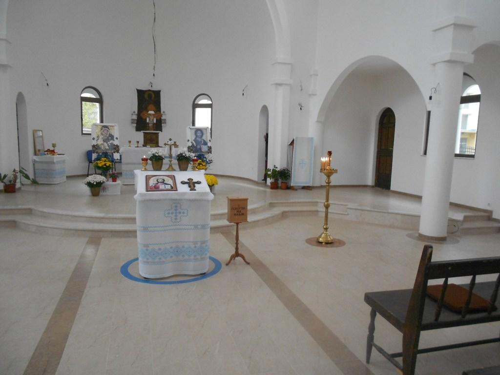 Греко-католическая церковь в Баня Луке. Фото: Елена Арсениевич, CC BY-SA 3.0