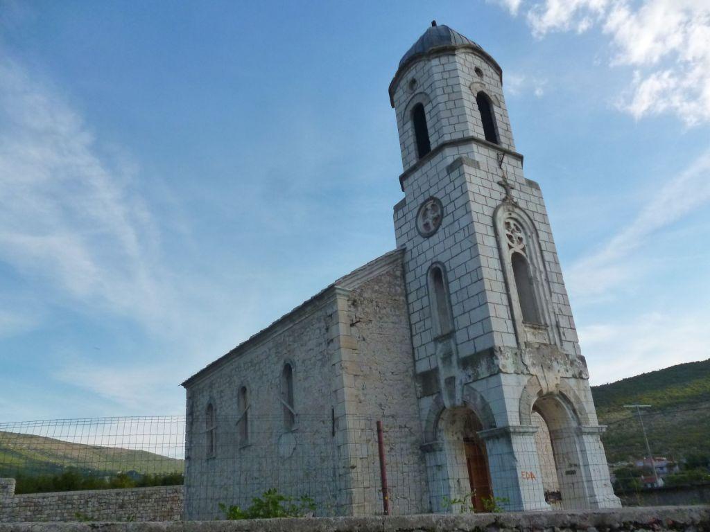 Православная церковь в Благае. Фото: Елена Арсениевич, CC BY-SA 3.0
