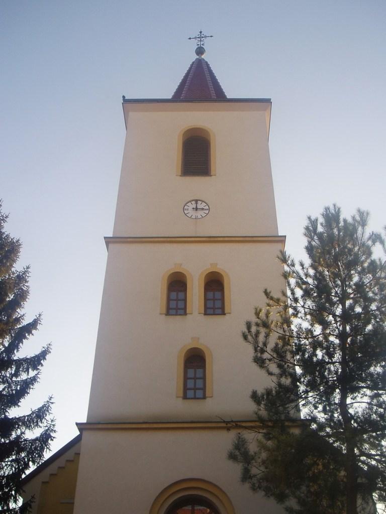 Фасад и колокольня. Фото: Елена Арсениевич, CC BY-SA 3.0