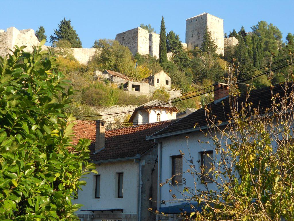Башня Турковича и Видошская крепость. Фото: Елена Арсениевич, CC BY-SA 3.0