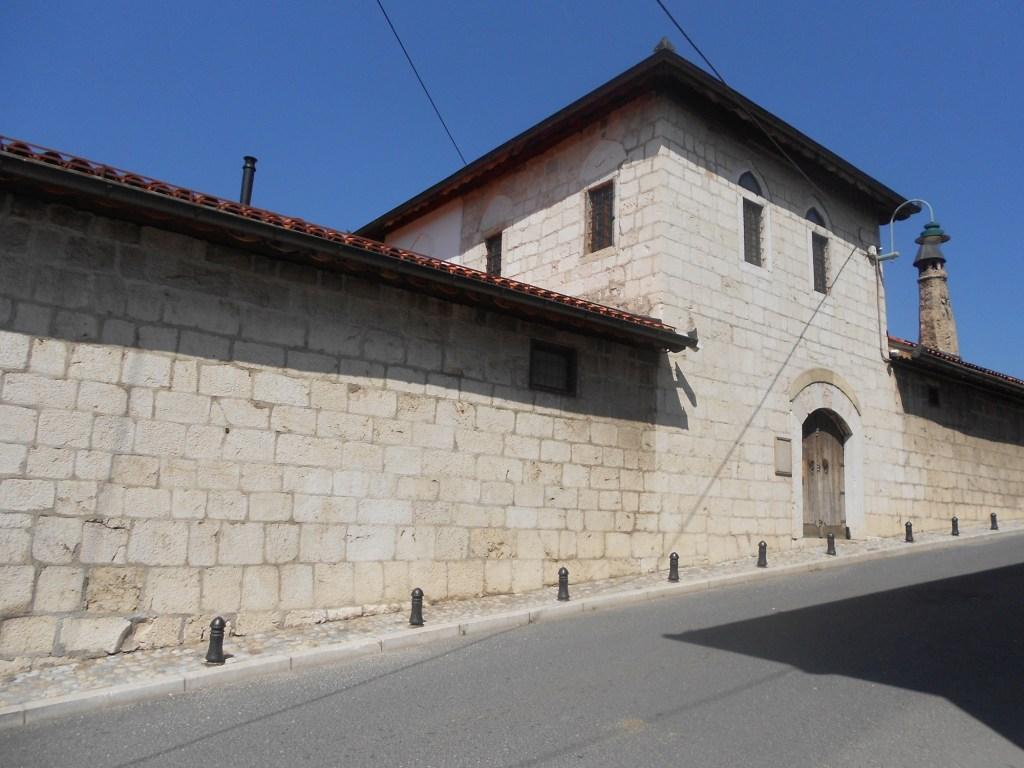 Синанова текия в Сараево, обитель дервишей кадирийского тариката. Фото: Елена Арсениевич, CC BY-SA 3.0