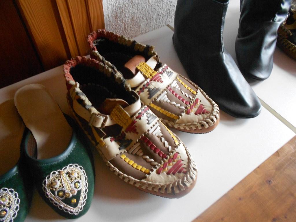 Старинная обувь. Фото: Елена Арсениевич, CC BY-SA 3.0