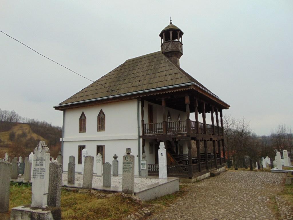 Старая мечеть в Шпионице. Фото: Елена Арсениевич, CC BY-SA 3.0